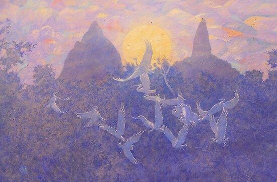 Joy Flight by Cary McAulay
