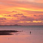 A peaceful afternoon of fishing at Cape York by Rebecca Holman