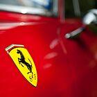Ferrari - 1964 330GT Logo by GeorgeBuxbaum