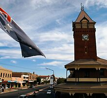 from the royal exchange hotel, broken hill by mellychan