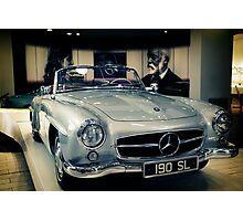 Mercedes Benz - 190SL Photographic Print