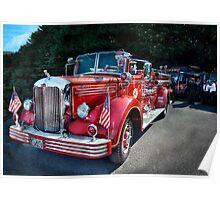 Fireman - 1949 and it still runs  Poster