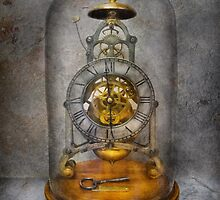 Clocksmith - The Time Capsule by Mike  Savad