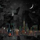 New York City by Mary Ann Reilly