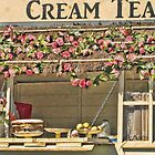 Cream Tea Anyone? by lynn carter