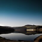 Evening over Ladybower by Neil Messenger