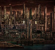 INDUSTRIAL PSYCHOSIS by Chris Lord