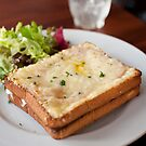 Croque monsieur by Skye Hohmann