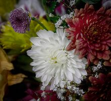 Bouquet of autumn by Antanas