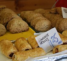 ISO 800 - snacks at the Pembroke bakery by LindsayH