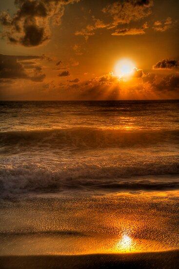 Vero Beach Sunrise by njordphoto