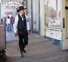 Ghosts of the Old West II by LynnL