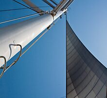Mast And Sail by phil decocco