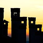 Chimneys by Blaz Erzetic