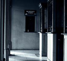 Ticket Booths - Palais Theatre St Kilda by Kazzart