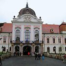 Royal.Palace_town.Godollo_Hungary.Europe.2010.September by ambrusz