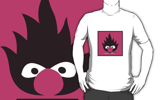 EXTREMELY FLANIMAL by Q4shirts