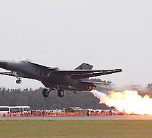 F111 Dump and Burn by Gildarossi