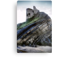Ballybunion Castle Metal Print