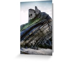 Ballybunion Castle Greeting Card