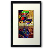 Light and Colors Framed Print