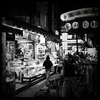 The Night Market - Taipei by Robert Baker