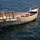Lake Boat by sstarlightss