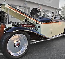 Packard Boattail Speedster by Brandon Taylor