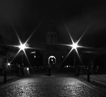 Trinity College starlights by Esther  Moliné