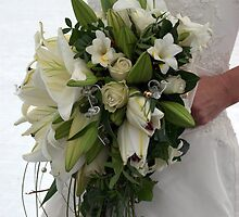Wedding Bouquet by David Brooks