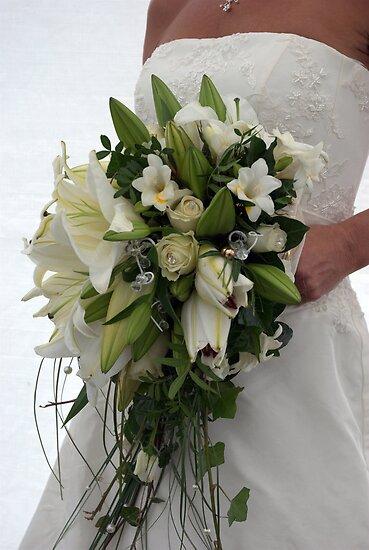 Wedding Bouquet by David Brooks