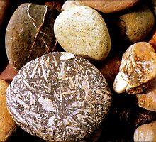 Pebbles in Peru  by paintingsheep
