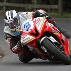 Michael Dunlop by Nick Barker