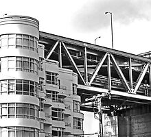 Urban Living in San Francisco - Living Under the Bay Bridge by Buckwhite