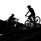 At the Bike Park by Corri Gryting Gutzman
