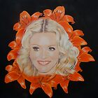 The Madonna flower. by Gary Fernandez