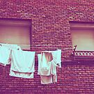 When we're back from vacation the laundry will be dry by Ninit K