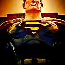 Superman by J. Scherr