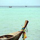 Long Boat Fore Hire by Hege Nolan