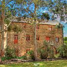 Albert Mill - Nairne, Adelaide Hills, South Australia by Mark Richards