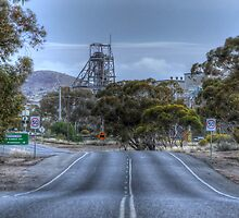 Broken Hill - Photography by Rod Wilkinson  by Rod Wilkinson