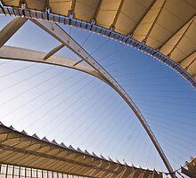 moses mabhida stadium arch durban by peterupfold