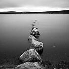 Lochindorb - Prehistoric Landscape by Kevin Skinner