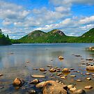 Jordan Pond, Acadia National Park, Bar Harbor, Maine by fauselr