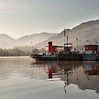Ullswater Steamers by SteveMG