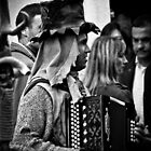 Accordionist by marcopuch