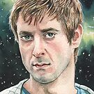 Doctor Who: Rory Williams by marksatchwillart