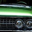 Green Machine by Mooguk
