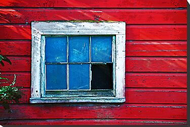 One Pane Missing by Jennifer Hulbert-Hortman