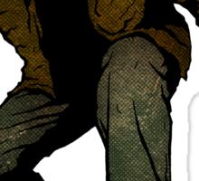 Skullboy Returns To F--- Your S--- Up! Sticker